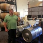 stainless steel wine barrels