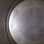 maple syrup stainless steel barrel inside