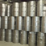 stainless steel maple syrup drums