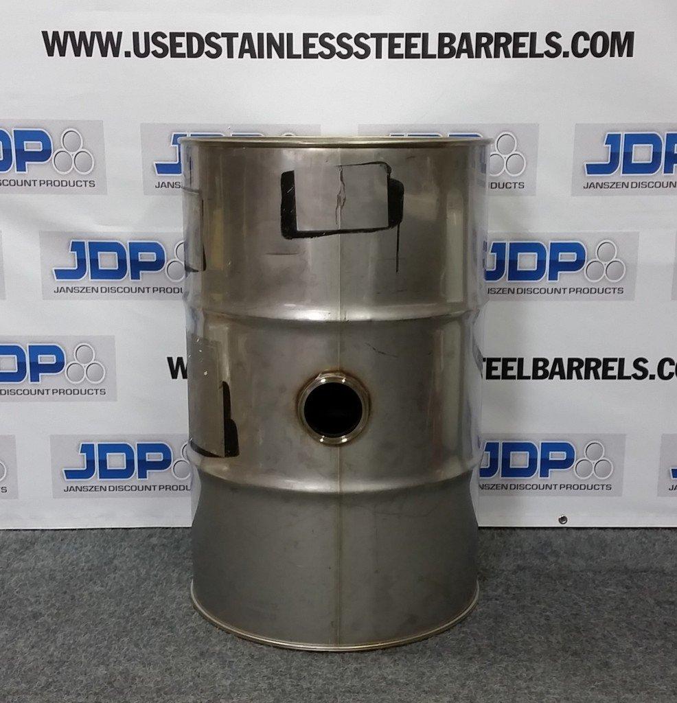 55 gallon wine drum