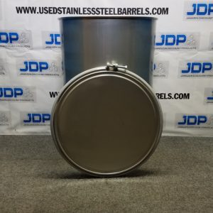 85 gallon stainless steel drum
