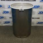 New food grade stainless steel drum