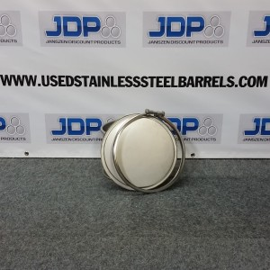 3 Gallon Stainless Steel Drum