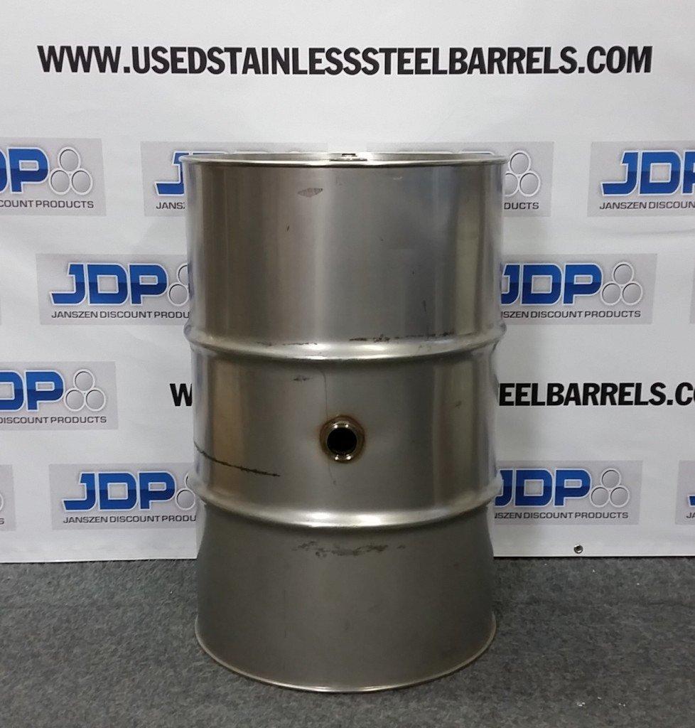 New Stainless Steel Wine Drum