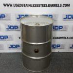 New Stainless Steel Wine Barrel