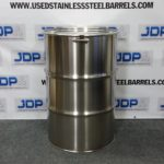 Cheap New Stainless Steel Drum