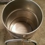 used 30 gallon stainless steel barrels