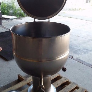 40 gallon kettle