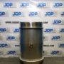 Stainless Steel 75-gallon Wine Barrel