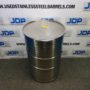 55 gallon open top drum stainless steel