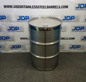 Nitric Acid Stainless Steel Drum