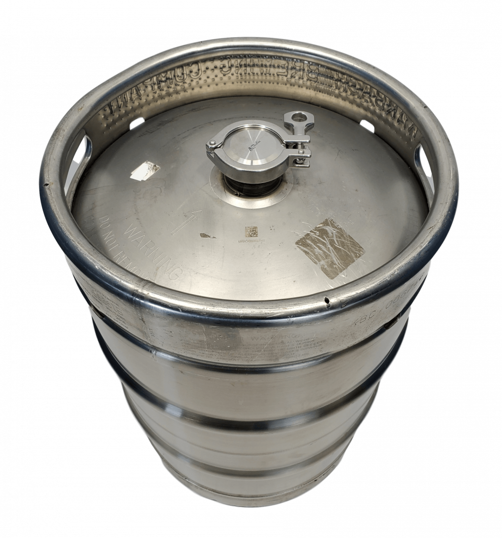 maple syrup stainless steel keg