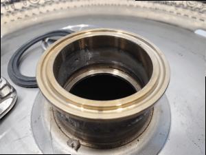 stainless steel half barrel