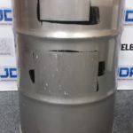 heavy duty stainless steel barrel