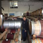 stainless wine barrels