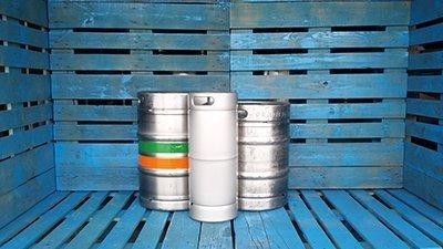 Stainless Steel kegs