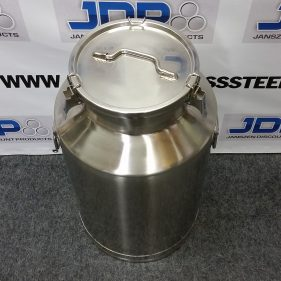 15 Gallon Stainless Steel Pail with Sanitary Bottom SOLD OUT