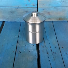 Stainless Steel Canister 58 Ounces