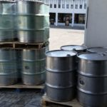 Stainless Steel Maple Syrup Barrels