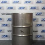 124 gallon stainless steel wine barrel