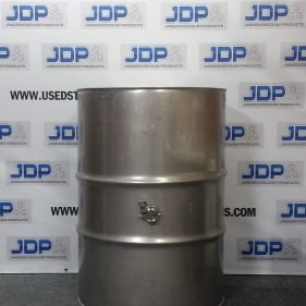 124 gallon stainless steel wine barrel