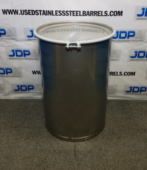New food grade stainless steel drum