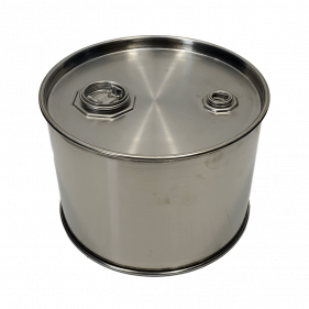 3 Gallon 304 NEW Stainless Steel CLOSED Head Barrel (1mm)