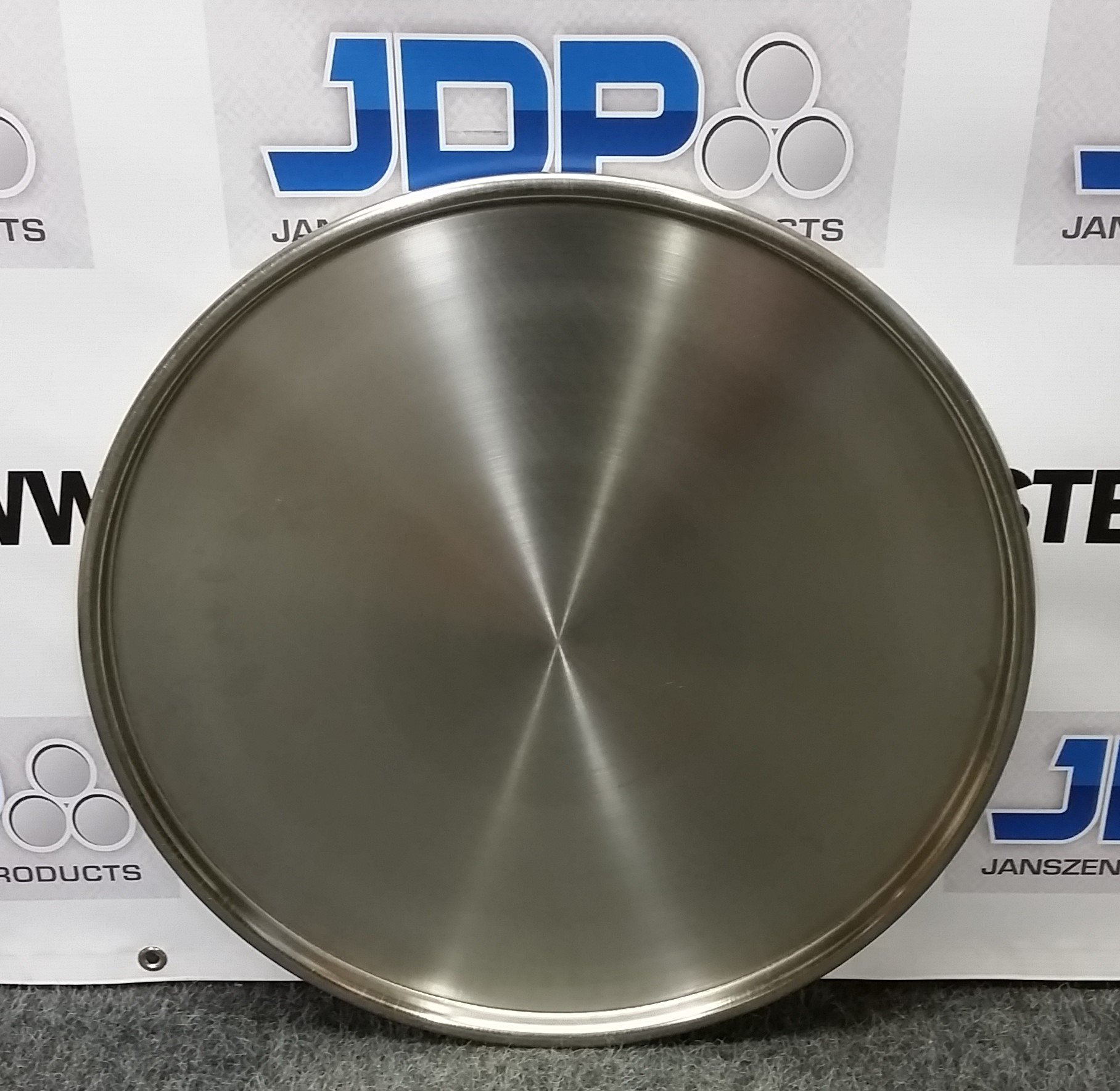 55 Gallon Stainless Steel Drum Lid With Gasket