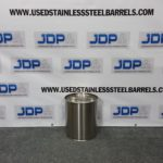 5 gallon stainless drum