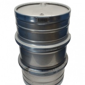 (4 PACK) 55 Gallon 304 USED LIKE NEW Stainless Steel Closed Head Barrel Sanitary Bottom (1.5mm) $329 per