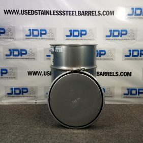 30 gal 304 USED stainless Open Head Barrel (1.5/1.2/1.2mm)
