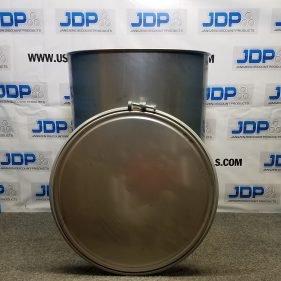 120 gallon stainless steel drum