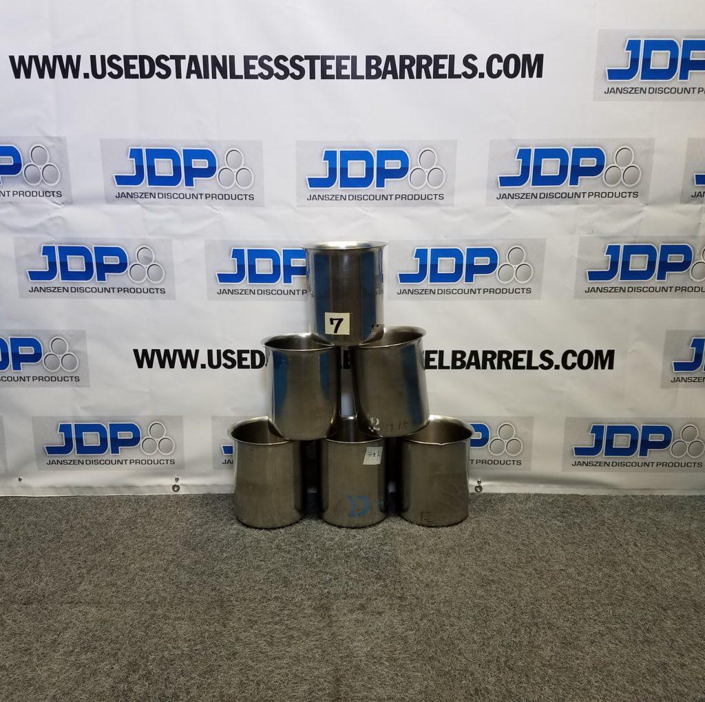 6 Quart Stainless Steel Stock Pot From Polar Ware