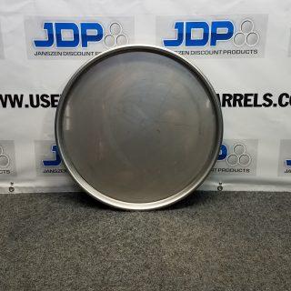 Stainless Steel Barrel lid