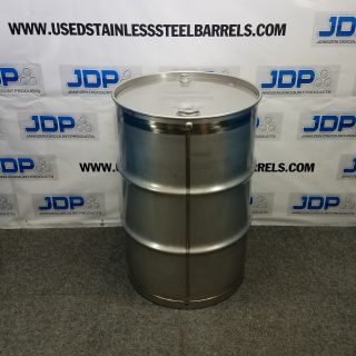 Nitric Acid Stainless Steel Drum