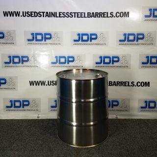 20 gallon stainless steel drum