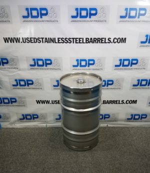 Stainless Steel Wine Barrel
