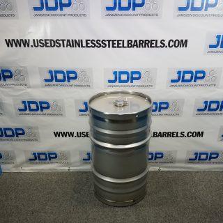 Stainless Steel Wine Barrel