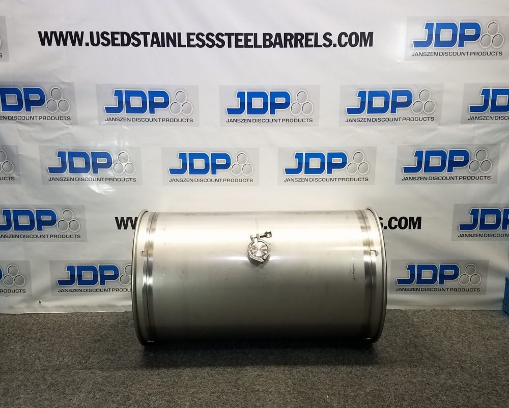 stainless steel wine drum