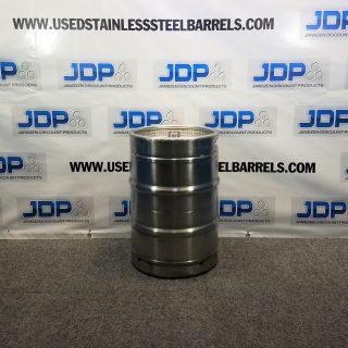 used stainless steel keg
