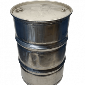 (4 PACK) 55 Gallon 304 USED LIKE NEW Stainless Steel Closed Head Barrel Sanitary Bottom (1.5mm) $315 per