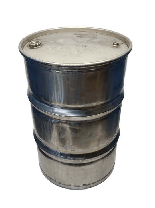 55 gallon stainless steel barrel
