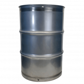 55 gal 301 NEW OTHER stainless Closed Head Barrel Crevice Free (1.5mm) *(2) 2 inch bungs*