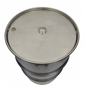 55 gal 301 NEW OTHER stainless Closed Head Barrel Crevice Free (1.5mm) *3/4 and 2 inch bungs*